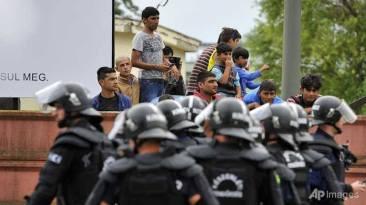 emigranti muslmani in Ungaria shoebat.com