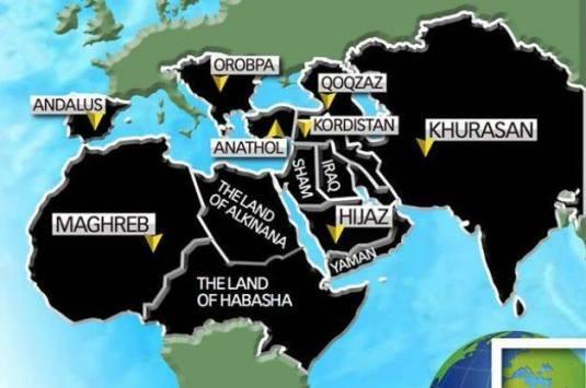 ISIS plan de 5 ani cu Europa