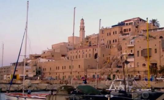 Portul Jaffa Israel