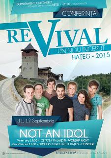 Revival conferinta 2015 Hateg