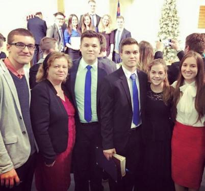 Richie Simon and Family