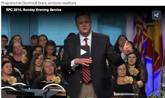 Cea de-a 47-a Conventie a Bisericilor Penticostale USA si Canada, Detroit 2015 - 3