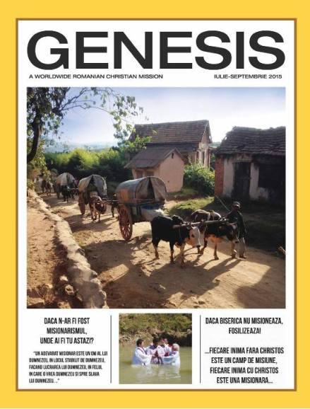 Revista Genesis