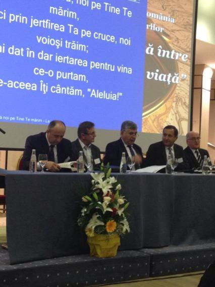 """Cultul Crestin Penticostal- Conferinta Nationala a pastorilor: """"Integritatea crestina intre provocare si mod de viata"""" (07.10.2015)"""