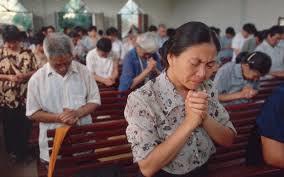 Chinese Christians China