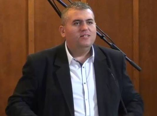 Mihai Costinas la Biserica Peniel Londra 04/10/15