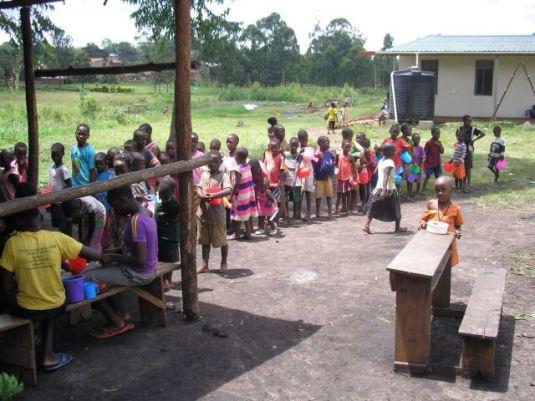 Uganda orfelinat