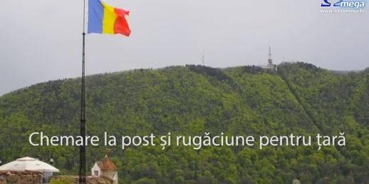post si rugaciune pentru Romania