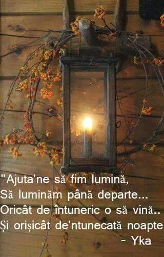 light candle poem
