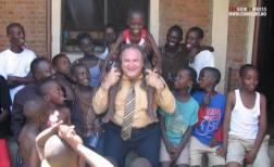 Cornel Urs 7 ani de misiune in Africa 1