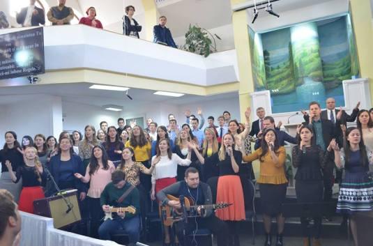 Corul Zorilor Photo Daniel Purdel Biserica Filadelfia Bucuresti