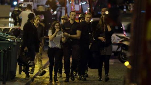 France attacks Bataclan Concert Hall via