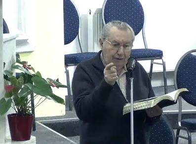 Iosif Ton Intalnire de tineret Bis. FIladelfia Bucuresti