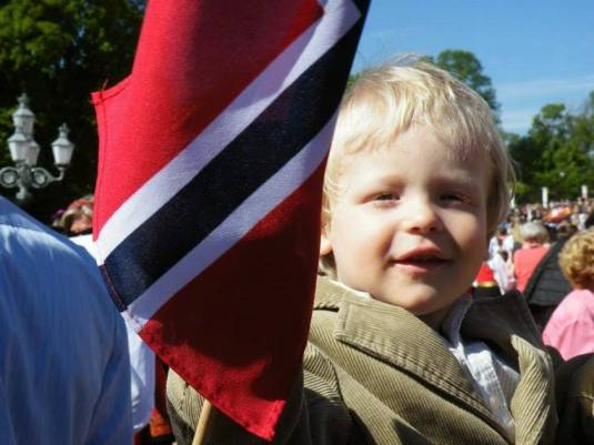 norway child