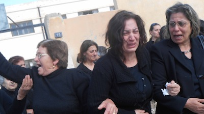 Sadad Siria, Photo credit http://www.indcatholicnews.com/news.php?viewStory=28764