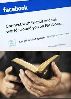 Bible vs. internet