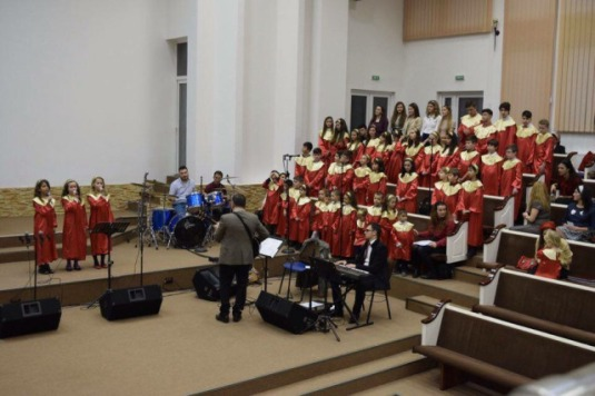 Biserica Izvorul Vietii Pastor Ciprian Barsan