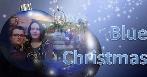 Blue Christmas Petru Lascau