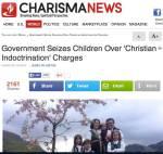 Charisma magazine featuring Bodnariufamily