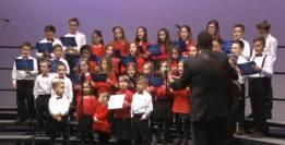 Concert de Colinde in Phoenix, Arizona Corul de Copii Ekklesia