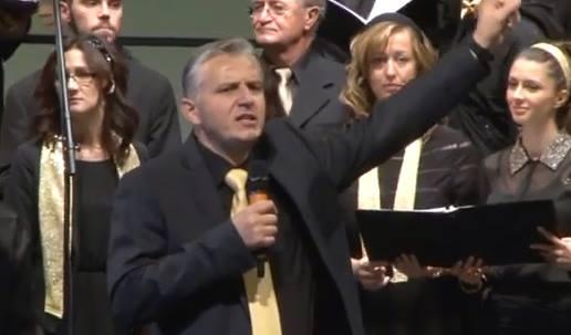 Concert de Colinde in Phoenix, Arizona Pastorul Andy Olariu