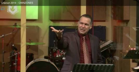 Click pe poza pentru predica (VIDEO)