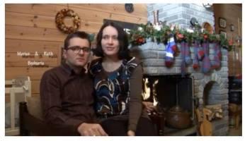 Marius& Ruth Bodnariu filmare de Cristi Tepes in decembrie 4 2015