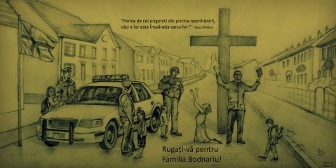 Moise Mateescu poza Familia Bodnariu