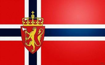 Norway's flag Coat of Arms