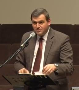 Pastor Ghita Mocan - Aniversare 10 Ani Resurse Crestine