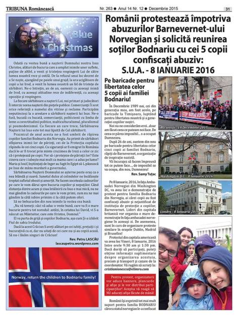 Romanian Tribune