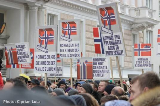 3 Protest Viena 16 ianuarie 2016