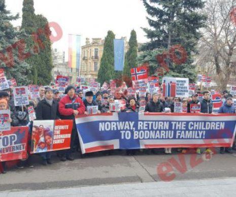 Protest la Constanta evz.ro