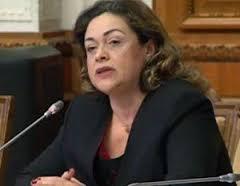 Ministrul Muncii, Familiei, Protecției Sociale și Persoanelor Vârstnice, Claudia Costea Photo capital.ro