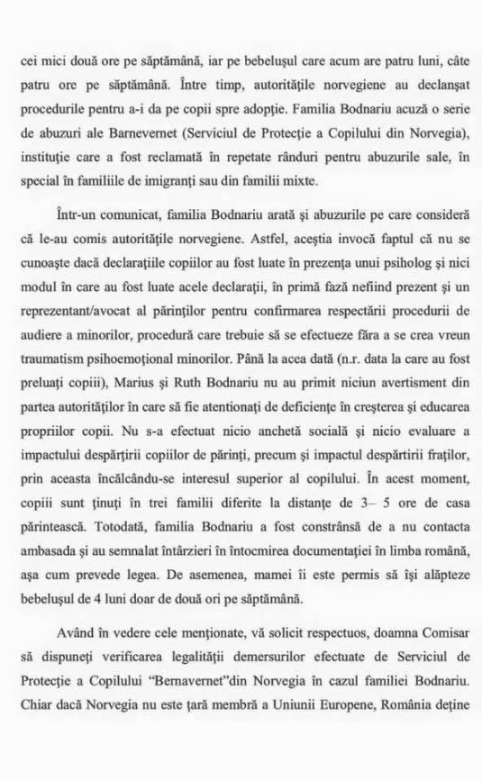 Scrisoare Daniel Buda Page 2