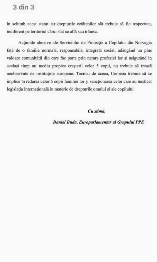 Scrisoare Daniel Buda Page 3