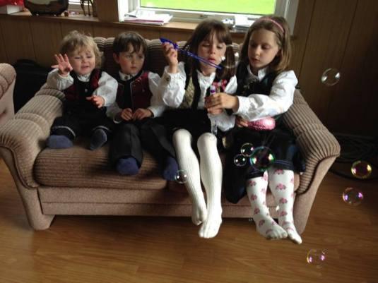 Copiii Bodnariu