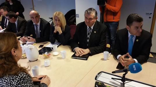 Maria Grecea,Mircea Lubanovici,Mircea Dolha in Norvegia
