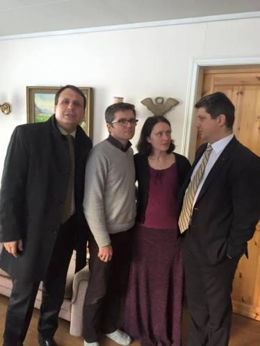 Marian Vasiliev,Marius si Ruth Bodnariu,Titus Corlatean