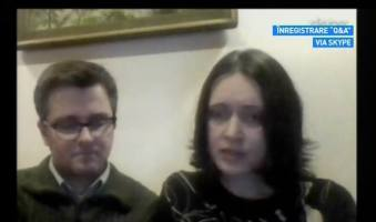 Marius si Ruth Bodnariu Q & A captura