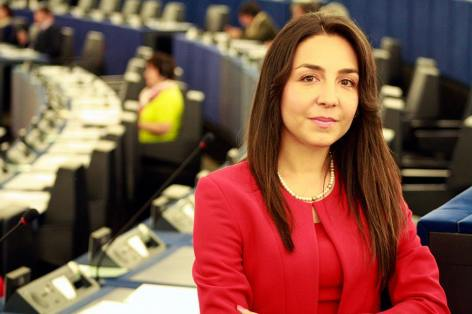 Ana-Claudia Țapardel (n. 16 decembrie 1983, București) este membră a Parlamentului European din partea României