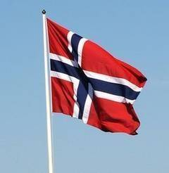Norway flag photo via ziare.com