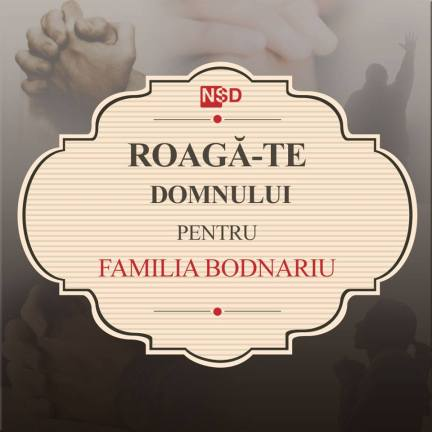 Pray for Bodnariu FOTO Facebook VB