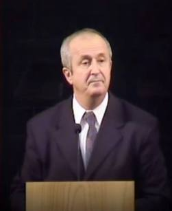 Onisim Mladin Pastor Biserica Baptista Dragostea