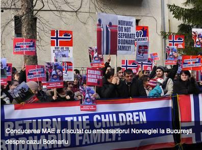 Protest Bodnariu, photo mediafax