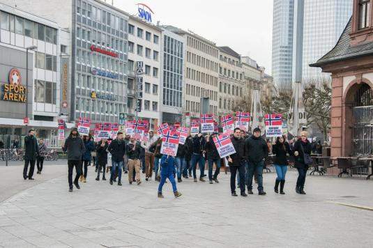 protest frankfurt bodnariu