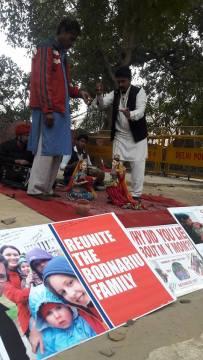 Protest INDIA 2