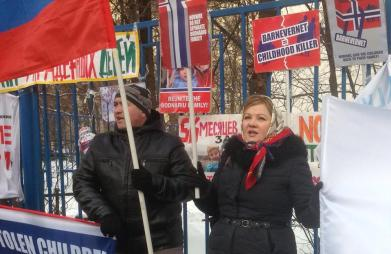 Protest Moscow 2