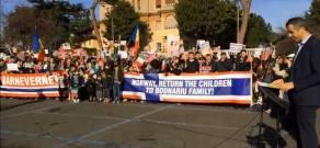 Protest Roma 1