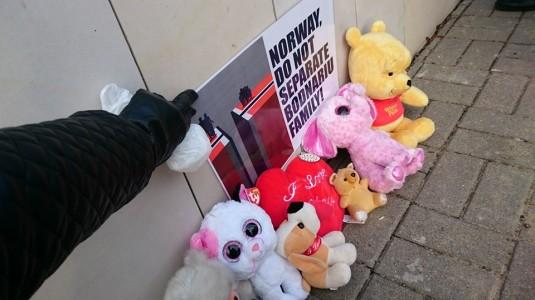 Protest Warsaw Poland